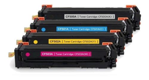 Tóner Genérico Cf500-(202a) Para Hp M251/m254, - Nuevo
