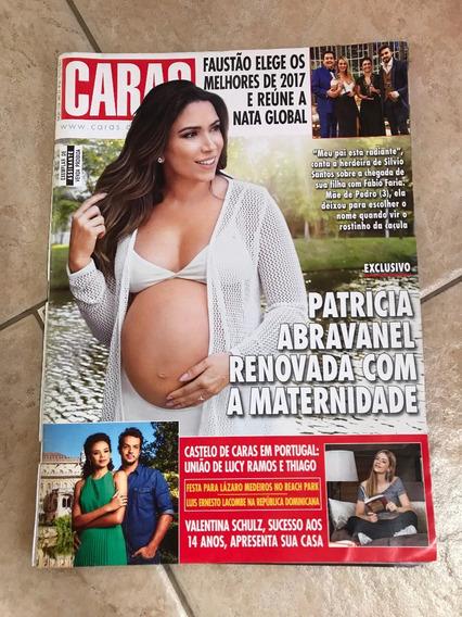 Revista Caras 1258 Patrícia Abravanel Lucy Ramos 2017 E265
