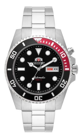 Relógio Orient Masculino Automático 469ss068 P1sx Pepsi Red