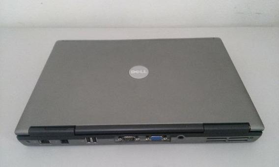 Notebook Dell Latitude D630 Core 2 Duo 4gb