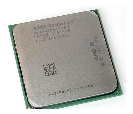 Processador Amd Sempron Sda2800ai03bx Socket 754 Perfeito