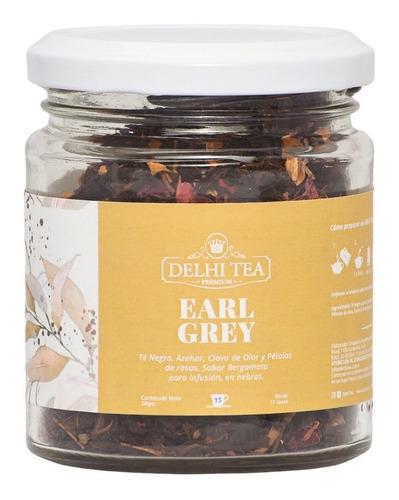 Imagen 1 de 3 de Delhi Tea Hebras Frasco Te Blend Premium