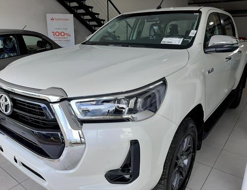 Toyota Hilux 4x4 Srv M/t 2.7 Nueva 2021 Entrega Inmediata!!