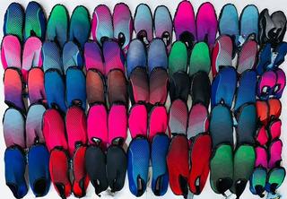 Zapato Acuático-aqua Shoes-zapato Para Playa