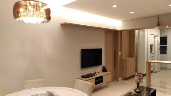 Apartamento Em Boqueirão, Santos/sp De 91m² 3 Quartos À Venda Por R$ 583.000,00 - Ap222239