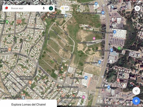 Terrenazo Tampico 250 Mil Metros Cuadrados Av. Hidalgo