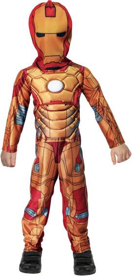 Disfraz De Ironman Para Niños