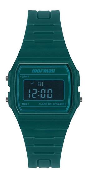 Relógio Unissex Mormaii Maui Verde Mojh02bh/8v