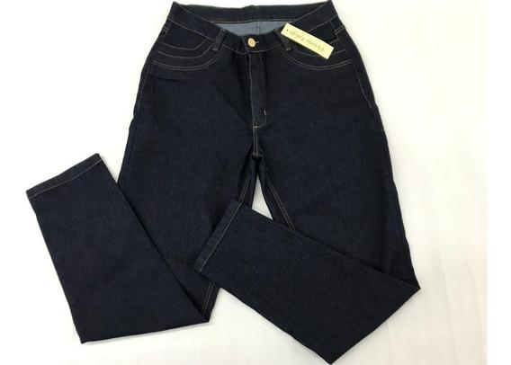 Kit 2 Calças Jeans Feminina Plus Size 44 58 60 62 64