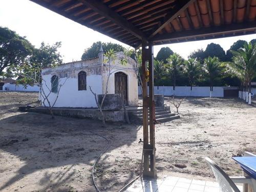 Chácara Para Venda Em Satuba, Zona Rural - Ch - 05_1-1722118