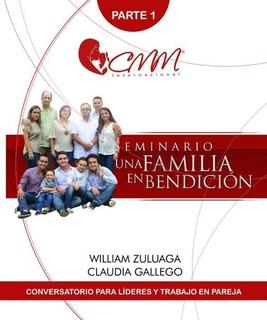Una Familia En Bendición - Material De Estudio