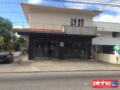 Loja Comercial Para Locação, Centro Histórico, São José - Lj00001