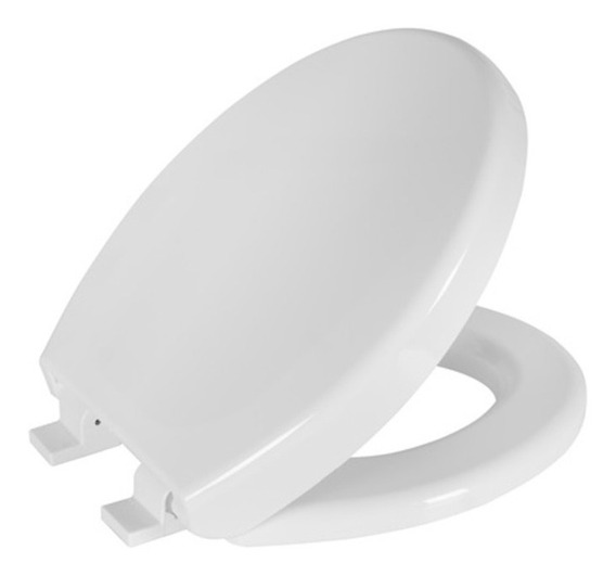 Assento Sanitário Soft Close Oval Branco