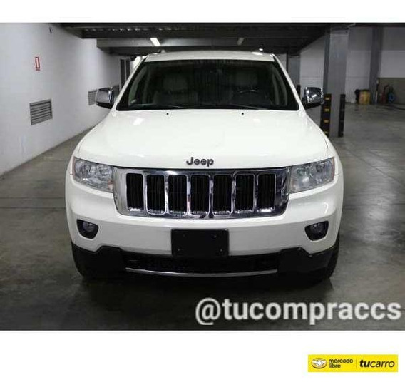 Jeep Grand Cherokee Limited-automática
