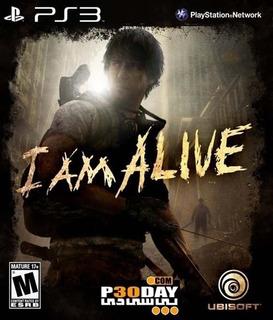 I Am Alive Ps3 Digital | Disponible