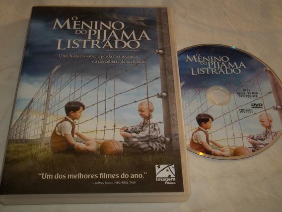 Dvd - O Menino Do Pijama Listrado
