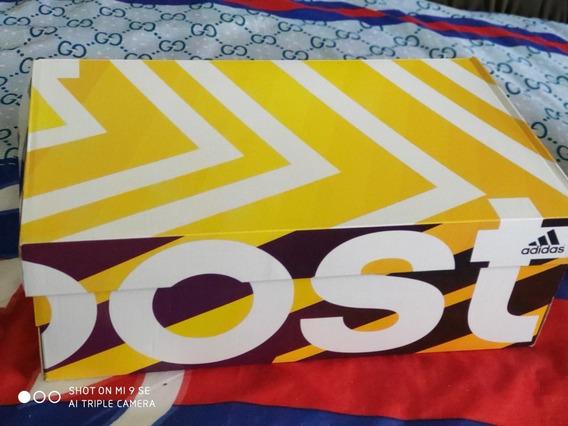 Tenis adidas Ultraboost Cor Azul N38 Academia Corrida