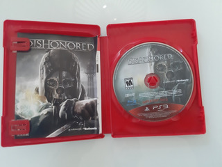 Dishonored Ps3 Midia Fisica