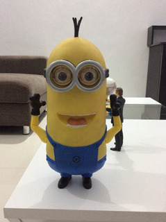 Minion Mi Villano Favorito Canta