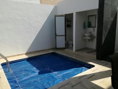 Casa Sola En Renta Lomas De Mactumatza