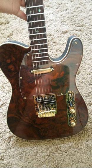 Guitarra Telecaster Luthier Fender