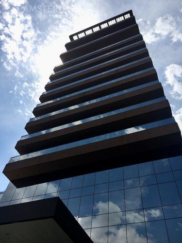 Imagem 1 de 9 de Sala Comercial Par Locação Na Vila Olímpia - Ic00031 - 67803120