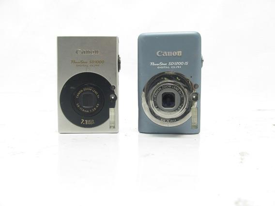 Câmeras Antigas - Canon