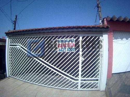 Venda Casa Terrea Santo Andre Jardim Do Estadio Ref: 139593 - 1033-1-139593