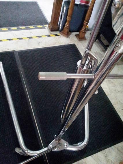 Grúa Discapacitados Acero Inoxidable, Hidráulica, Ajustable