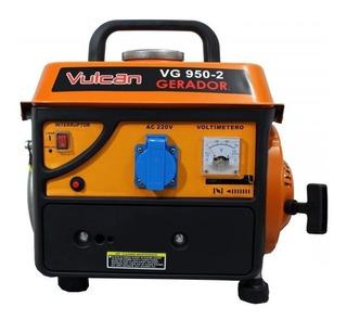 Gerador portátil Vulcan VG950-2 950W monofásico 220V