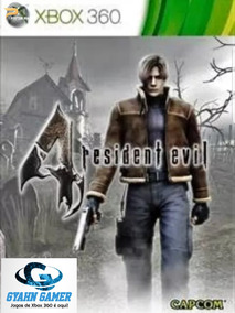 Resident Evil 4, Midia Digital/ Xbox360