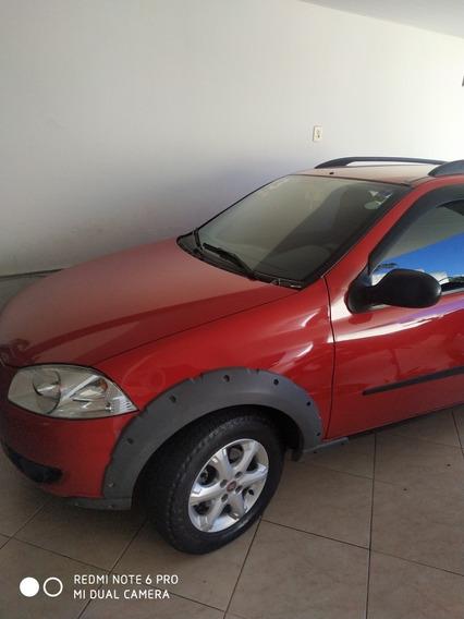 Fiat Strada 1.4 Working Cab. Dupla Flex 2p 2013