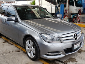 Mercedes Benz Clase C 1.8 200 Cgi Exclusive At 2013
