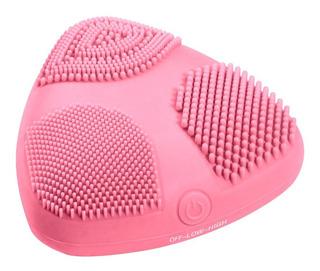 Cepillo De Limpieza Facial Y Corporal De Silicon Sf1pnkes