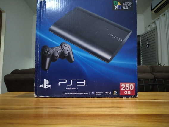 Play Station 3 Slim 250gg Sony