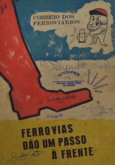 Revista Correio Dos Ferroviários 1969 - Digitalizadas