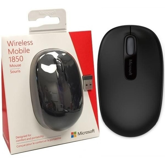 Mouse Sem Fio Microsoft 1850