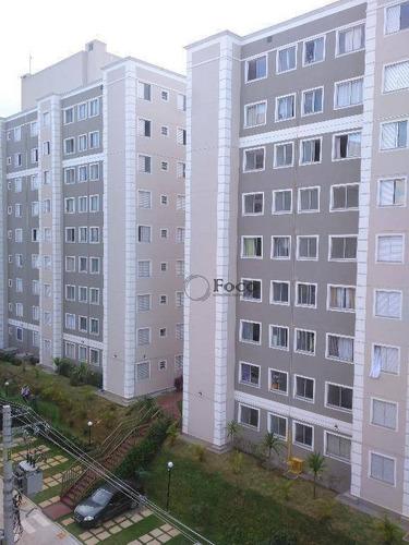 Apartamento Com 2 Dormitórios À Venda, 52 M² Por R$ 225.000 - Vila Bremen - Guarulhos/sp - Ap0911