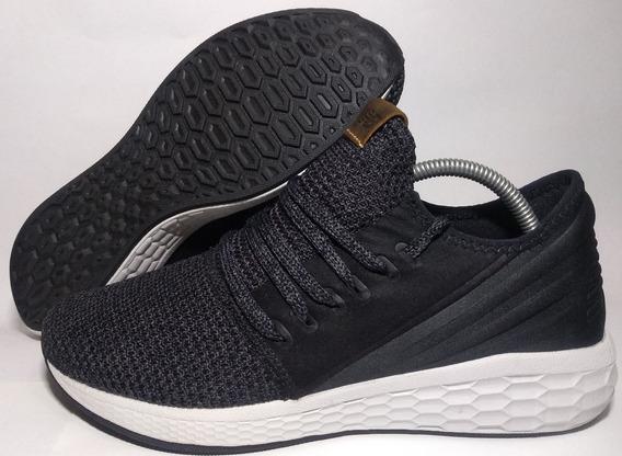 New Balance Cruz Foam Fresh Knit Black White Casual