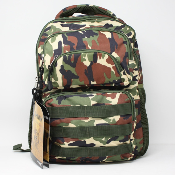Mochila Escolar/viaje De Varios Colores Ak-012-a