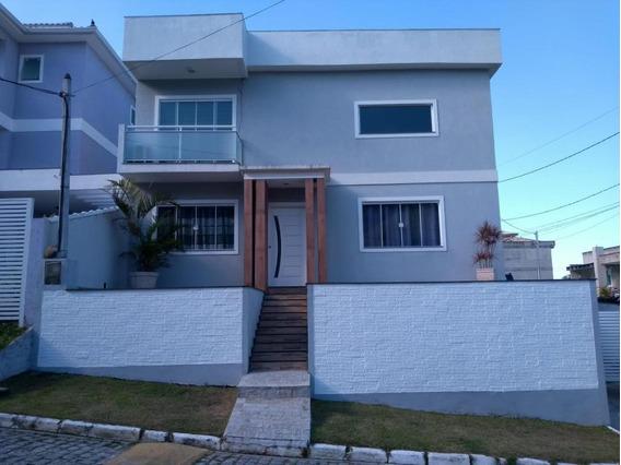 Casa Em Arsenal, São Gonçalo/rj De 152m² 3 Quartos À Venda Por R$ 520.000,00 - Ca271046