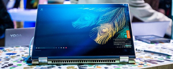 Notebook Lenovo Yoga 520 Processador Core I7-7500u, 8gb Ddr4