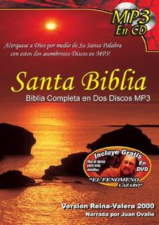 Santa Biblia Reina-valera 2000 Antiguos Y Nuevos Testamentos