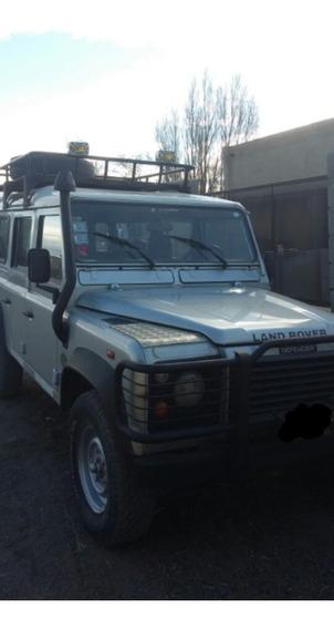Land Rover Defender Td5 , Motor Nuevo Completo