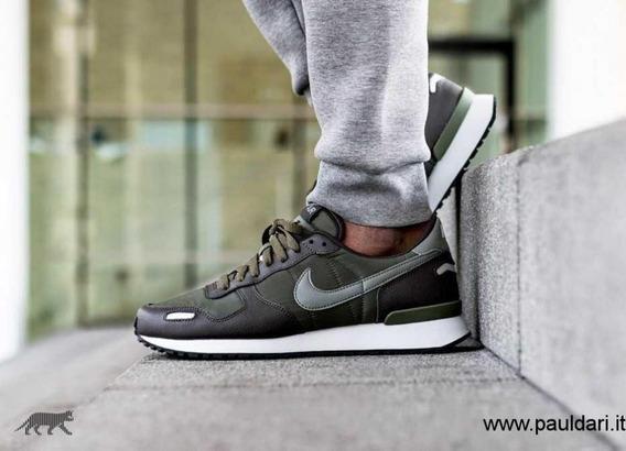 Tênis Nike Air Retrô/vintage Couro (edição Limitada)