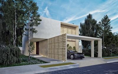 Preciosa Casa Moderna Al Estilo Mexicano