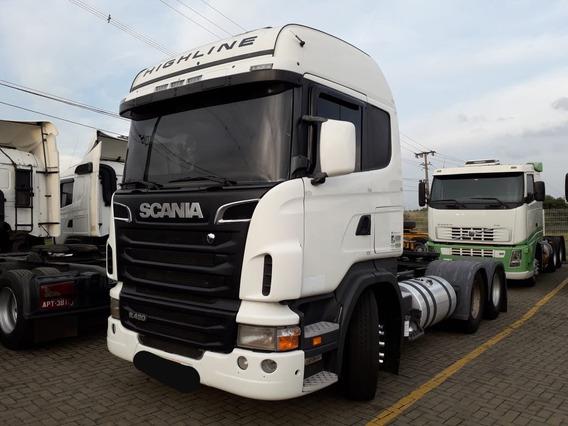 Scania R 420 6x4