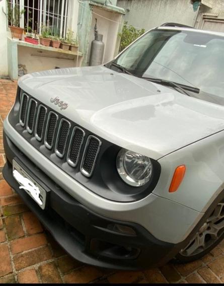 Jeep Renegade Longitude 1.8 15/16 Abaixo Da Fipe !