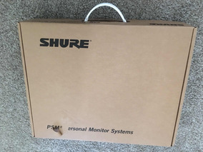 In Ear Monitor Shure Psm 900 Completo