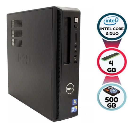 Desktop Dell Vostro + Monitor